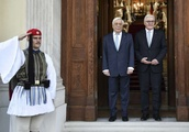 In Greece, German president apologizes for wartime 'horrors'