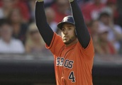 Springer super for Astros as they look to repeat as champs