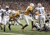 Tennessee football: Vols losing streak to Auburn longest in series history