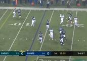 VIDEO: Carson Wentz Hits Alshon Jeffery for Early TD After Turnover