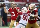 Beathard, 49ers look to rebound against Packers at Lambeau