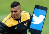 Nathan Hughes' Tweet could land Wasps and England man in hot water