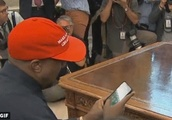 Kanye West accidentally reveals his iPhone PASSCODE to the world - and it's painfully easy to guess