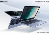 "Samsung Announces ""Always On"" Chromebook Plus V2"
