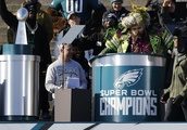 Flashback Friday: Eagles center Jason Kelce gives an epic speech
