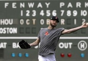 LEADING OFF: Verlander-Sale in ALCS, Brews try for 2-0 lead