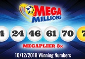 Mega Millions Numbers, Live Results For 10/16/18