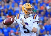 LSU QB Joe Burrow Is Playing with a Chip on His Shoulder against Georgia