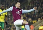 Aston Villa loanee Ross McCormack partners Usain Bolt up front, Twitter reacts