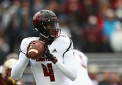 Louisville football shut out in second half, drop fourth straight