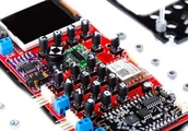 Make your own phone with MakerPhone (some soldering required)
