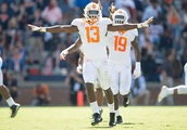 Tennessee football: Photo gallery from Vols 30-24 win over Auburn
