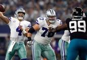 Dak To Bease: Cowboys Dominate Jaguars 40-7