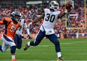Broncos Comeback Attempt vs. Rams Falls Short, Losing Streak Stretches To 4 Games