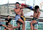 Muay Thai child fighters put their health on the line for gamblers and hope of a better life