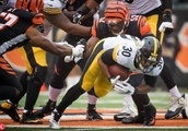 NFL 2018 Pittsburgh Steelers 28: 21 Cincinnati Bengals