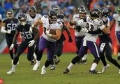 NFL: OCT 14 Ravens at Titans