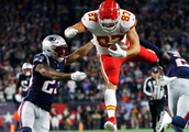 Chiefs' Travis Kelce: Gillette Stadium Isn't An Intimidating Place To Play