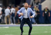 'Who the fook throws a football like that?' McGregor mocked for limp NFL pass