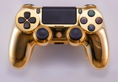 You Can Now Get Gold and Diamond Encrusted PlayStation Controllers