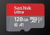 SanDisk's Ultra 128GB microSD card has never been under $22, but it is today for Black Friday