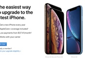 iPhone Upgrade Program pre-approvals for iPhone XR start Monday