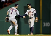 Astros Have Edge Over Red Sox With Series Tied