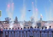 VIDEO: National Anthem at Dodger Stadium Before NLCS Game 3 Was Epic