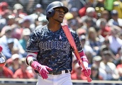 San Diego Padres 2018 Review: Outfielder Franchy Cordero