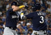Brewers Blank Dodgers in Statement NLCS Game 3 Victory