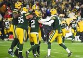 Packers: Mason Crosby kicks Green Bay to victory in Week 6