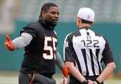 NFL notebook: Steelers furious over Burfict's hit on Brown