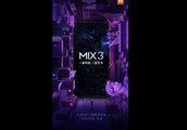 Xiaomi Mi Mix 3 phone teased for an upcoming launch, here's when