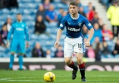 Rangers fans react to Rossiter first-half v Hamilton