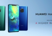 Huawei announces Mate 20 and Mate 20 Pro with big batteries and triple rear cameras, starting at €79