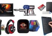 Geek Deals: $35 Active Noise-Cancelling Headphones, 128GB SanDisk MicroSDXC for under $25