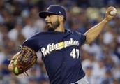 BREAKING: Gio Gonzalez Leaves Game 4 With Ankle Injury