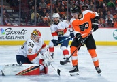 Shootout Goal Lifts Flyers Past Panthers 6-5