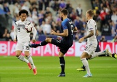 Football: Germany, 1. Bundesliga, Paris, Frankreich - 16 Oct 2018