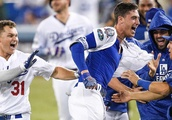 Cody Bellinger's 13th-Inning Walk-Off Pulls Dodgers Even With Brewers in NLCS