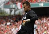 Liverpool will keep Mignolet until summer
