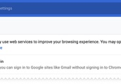 Google's Chrome now lets you unlink your web and browser sign-ins