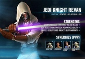 Galaxy of Heroes Jedi Knight Revan: Who Is Needed?