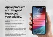 Apple's refreshed Privacy website now allows US users to request stored personal data