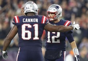 Patriots OT Marcus Cannon Not Spotted at Practice on Wednesday