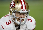 49ers' Beathard explains his 'wrong' choice on late-game INT