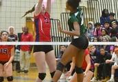 McManhon blanks Norwalk volleyball