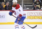 Montreal Canadiens: Jordie Benn has been fairly fancy early on