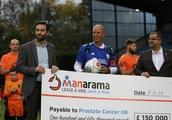 Temporary National League rebranding raises £150,000 for Prostate Cancer UK