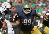 Notre Dame Football: Jerry Tillery is Most Improved Player in '18